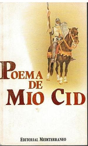 Poema de Mío Cid: Anónimo. Introducción de
