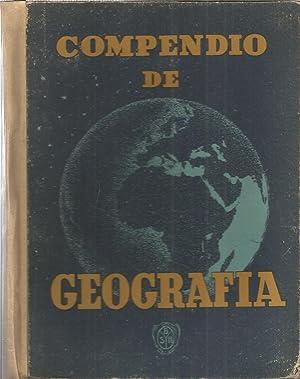 COMPENDIO DE GEOGRAFIA Ilustraciones b/n: DIEGO PASTOR