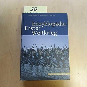 Enzyklopädie Erster Weltkrieg.: Hirschfeld, Gerhard, Gerd Krumeich und Irina Renz: