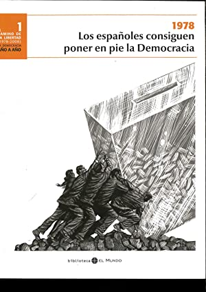 LOS ESPAÑOLES CONSIGUEN PONER EN PIE LA