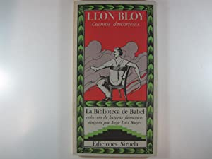 LA BIBLIOTECA DE BABEL.: CUENTOS DESCORTESES.: LÉON BLOY