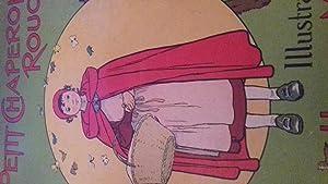 le petit chaperon rouge: henry morin