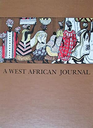 A West African Journal: Sheets, Mary Baskerville