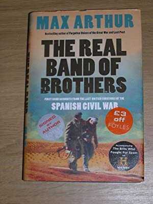 The Real Band of Brothers: Max Arthur