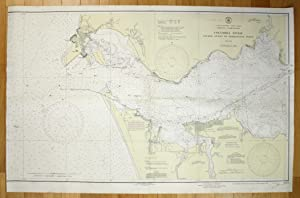 United States - West Coast - Oregon - Washington - Columbia River - Pacific Ocean to Harrington ...