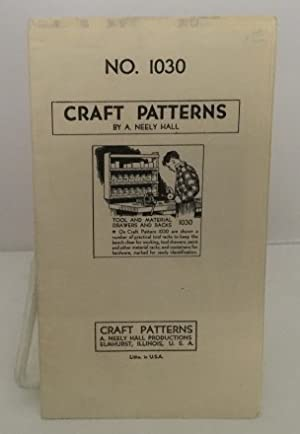Craft Patterns (no. 1030) Hardware Cabinet: Hall, A. Neely