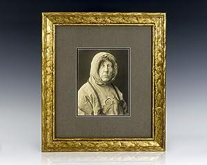 Roald Amundsen Signed Photograph.: Amundsen, Roald