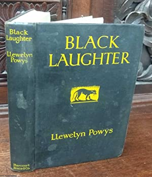 Black Laughter, life on farms in East Africa,: Powys (Llewelyn)