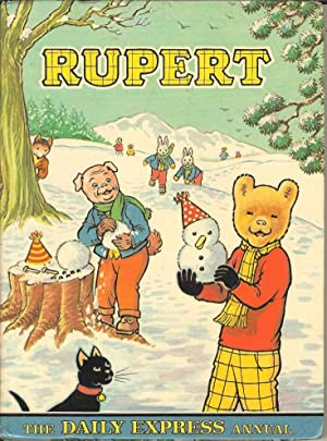 Rupert. The Daily Express Annual