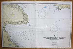 South West Pacific Ocean - Solomon Sea - Huon Gulf and Southern Approaches to Vitiaz and Dampier ...