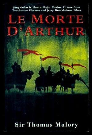 LE MORTE D'ARTHUR - The Death of: Malory, Sir Thomas