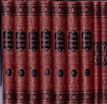 Konvolut mit 30 Bänden klassische Belletristik / Klassiker-Ausgaben aus dem 19. und 20. Jahrhundert...