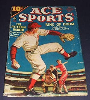 Ace Sports for June 1940: edited A.A. Wyn