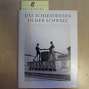 Das Schießwesen der Schweiz - Band II: Schmid, Gottfried: