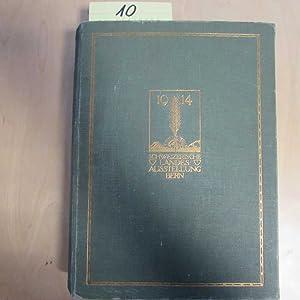Administrativer Bericht - Schweizerische Landesausstellung in Bern 1914: Locher, E. und H. Horber: