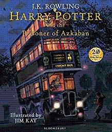 Bild des Verkäufers für Harry Potter and the Prisoner of Azkaban: Illustrated Edition (Signed by the Illustrator) zum Verkauf von Alpha 2 Omega Books BA