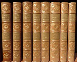 The Greville Memoirs 3 parts in 8 volumes including the Reigns of King George IV, King William IV...
