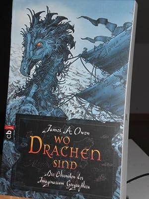 Wo Drachen sind, Die Chroniken der Imaginarium: Owen James A