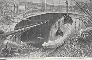 A Hole Through The Earth. An original article from The Strand Magazine, 1909.