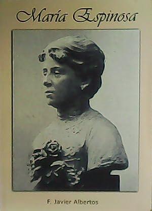 María Espinosa.: ALBERTOS, F. Javier.-