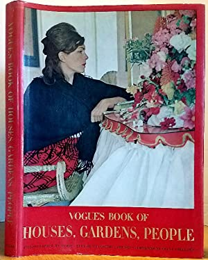 VOGUE'S BOOK OF HOUSES, GARDENS, PEOPLE: Lawford, Valentine