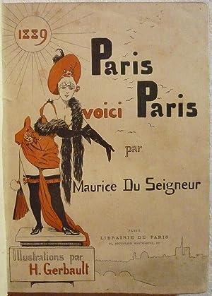 Paris, voici Paris: SEIGNEUR (du), Maurice