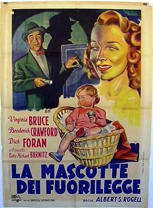 MASCOTTE DEI FUORILEGGE, LA - 1942Dir ALBERT