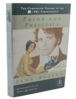 PRIDE AND PREJUDICE : Jane Austen, Anna