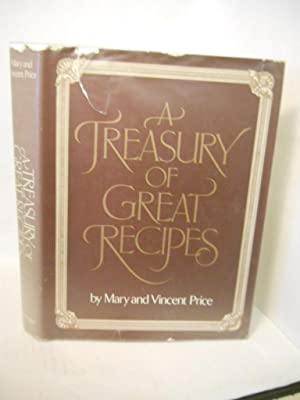 A Treasury of Great Recipes. Famous specialties: Price, Vincent and
