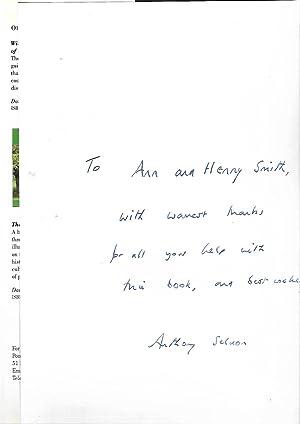 Brave New City: Brighton & Hove, Past, Present, Future --- Anthony Seldon Inscription: Anthony ...