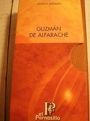 Guzmán de Alfarache ( 4 Vols) Colección: Mateo Alemán