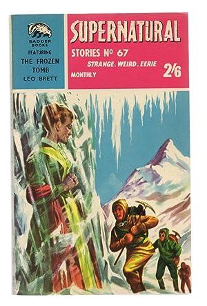 Supernatural Stories 67: R. Lionel Fanthorpe