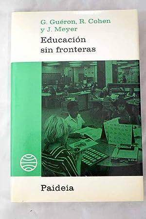 Educación sin fronteras: Gueron, Geneviève