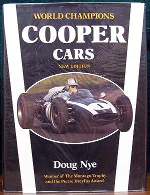 WORLD CHAMPIONS COOPER CARS. New Edition.: NYE, Doug.