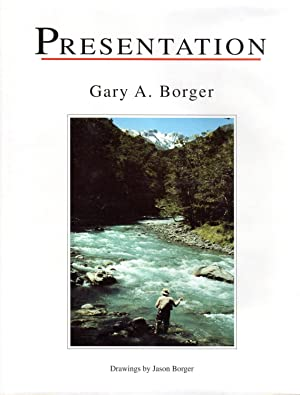 Presentation (SIGNED WITH DRAWING): Borger, Gary