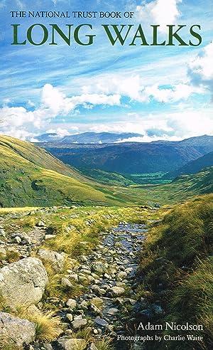 The National Trust Book Of Long Walks: Adam Nicolson ;