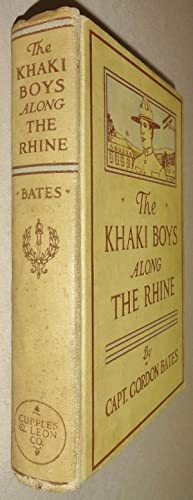 The Khaki Boys Along the Rhine