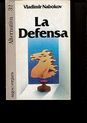 LA DEFENSA: Vladimir Nabokov