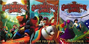 Gollywhopper Games 1-3 CP: Feldman, Jody