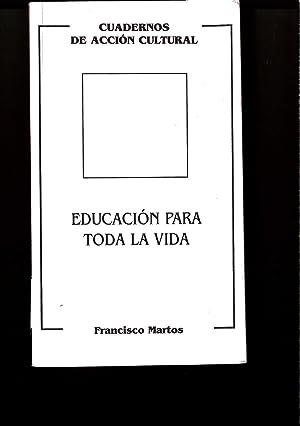 EDUCACION PARA TODA LA VIDA: FRANCISCO MARTOS