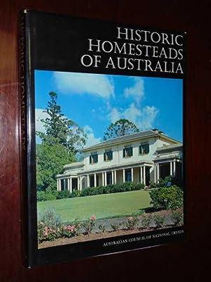 Historic Buildings Of Australia: Volume 1: Historic: National Trust