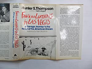 Fear and Loathing in Las Vegas: Hunter Thompson