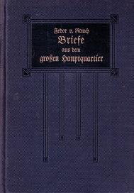 Briefe aus dem großen Hauptquartier der Feldzüge 1866 und 1870/71 an die Gattin vom Königl. Preuß. ...