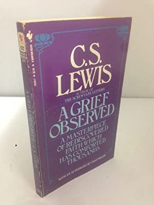 A Grief Observed: Lewis, C S