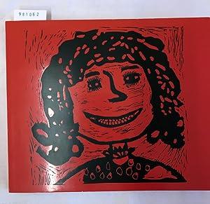 Happy Birthday. Linolschnitte der Schülerinnen der Viktoria Schule in Essen und ihre ...