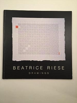 Beatrice Riese Drawings: Westfall, Stephen essay