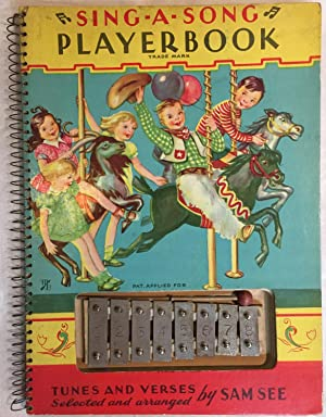 Sing-A-Song Playerbook [With 8 Note Xylophone Included]: See, Sam (tunes