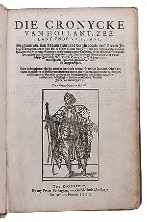 Die cronycke van Hollant, Zeelant ende Vrieslant.: AURELIUS, Cornelius and