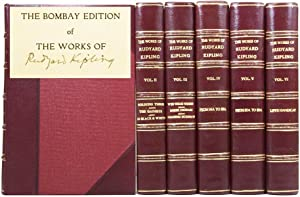 The Bombay Edition of the Works of: KIPLING, [Joseph] Rudyard