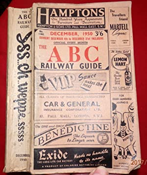 The ABC Railway Guide for December 4th to 31st. 1950
